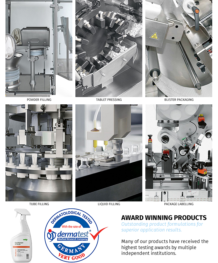 Beldton private label : contract manufacturing